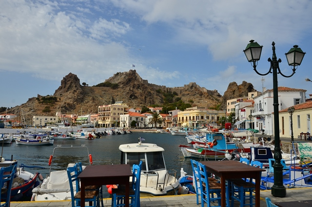 Discover the outback delights of Limnos