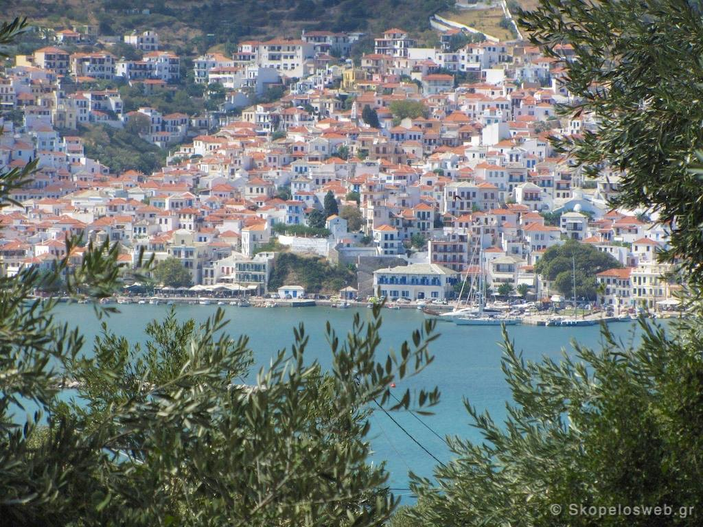 South Skiathos and South Skopelos